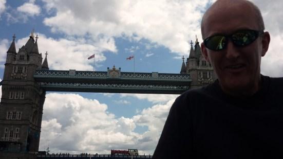 Tower Bridge, London (river cruise)