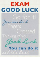 Good luck in your exam from MiProfe