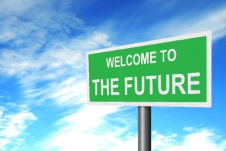 Welcome to the future - in English