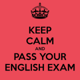 Getting ready for your Englishexam